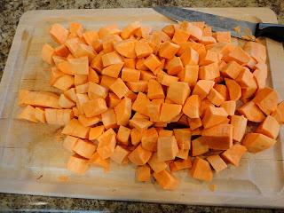 Old Fashioned Sweet Potato Puff Recipe
