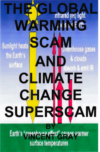 CHAPTER 5 :THE GREENHOUSE EFFECT | The Global Warming Scam and the on
