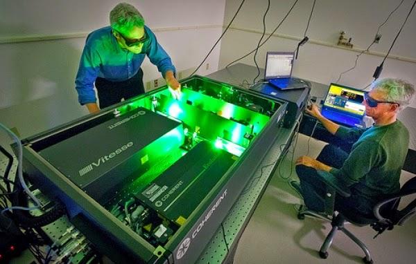 Tương lai năng lượng mặt trời : Quang hợp nhân tạo