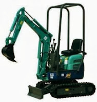 IHI 9NX2 Mini Excavator for Rent
