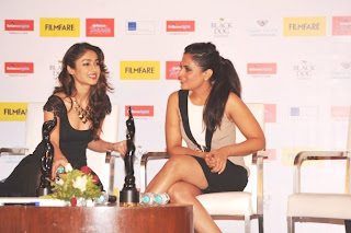 Ileana Dcruz at Launch of Filmfare special award issue