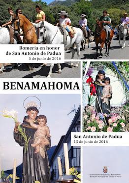 Romería de Benamahoma