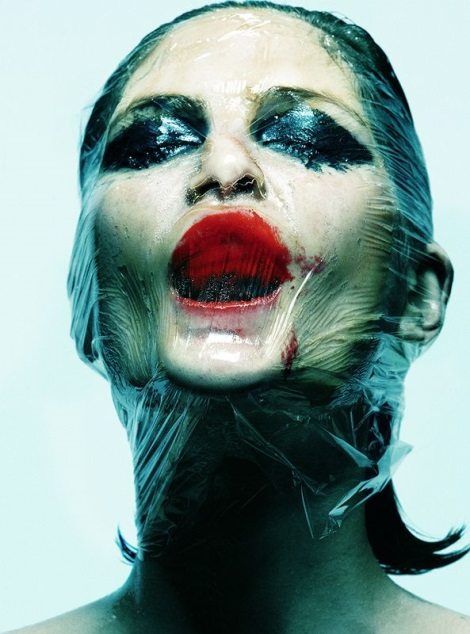 Catherine McNeil by Greg Kadel for Lets Panic Magazine No.1
