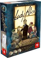 Lady Alice : jeu d'enquête à partir de 8 ans