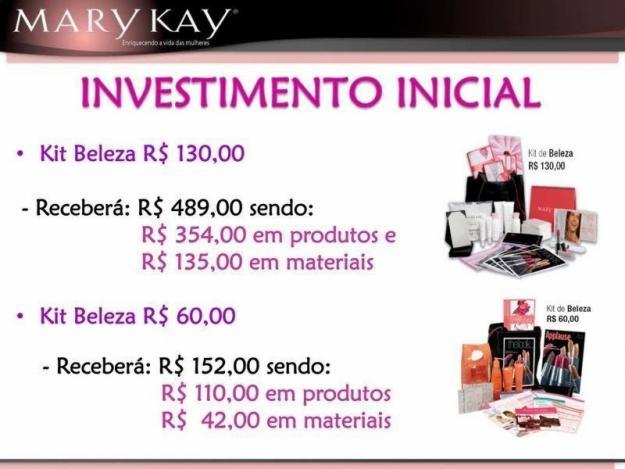 Venha ser uma Consultora de beleza Independente Mary kay