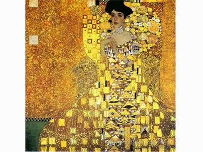 Portrait of Adele Bloch-Baeur