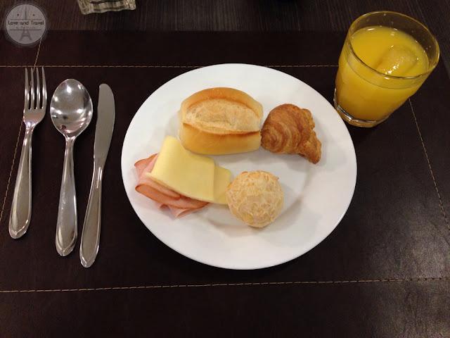 café da manhã Hotel Ramada Encore Luxemburgo Belo Horizonte