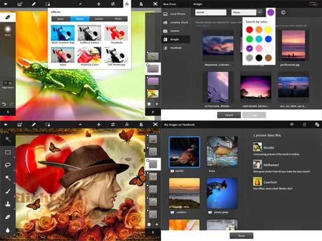 ����� ������� ��� ��������� ����� ����� Photoshop CS6 for phone v6.0.6