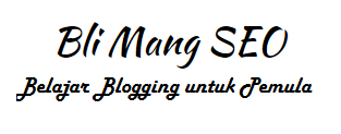 Bli Mang SEO