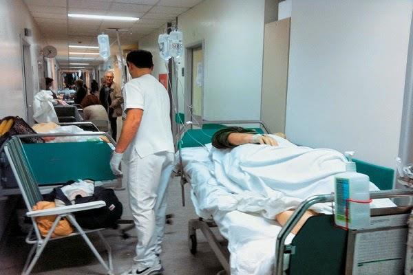 Τραγωδία στο Σωτηρία-Πέθανε περιμένοντας κρεβάτι σε ΜΕΘ