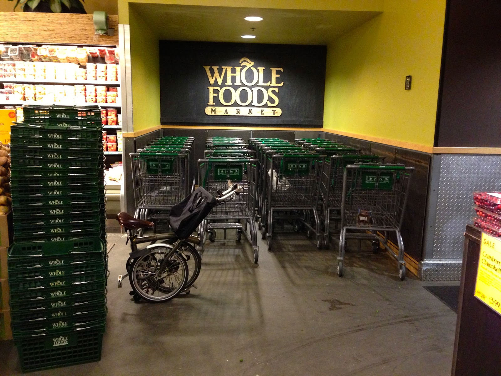 Part 1: Grocery Shopping with the Brompton | BromptoNYC