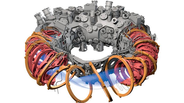 Reactor estelar, o 'Stellarator', que puede convertir la energía de fusión en realidad .