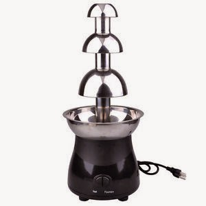 Chocolate Fountain Paling Hot 2014