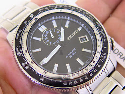 SEIKO SUPERIOR SSA003 - 24 HOURS INDICATOR - AUTOMATIC 4R37