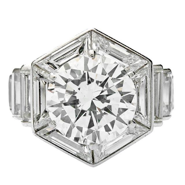 Van Cleef And Arpels Diamond Ring
