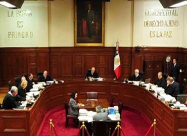 Suprema Corte de Justicia de la Naciòn.