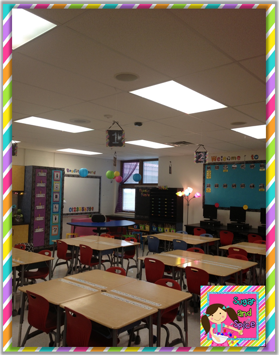 Classroom Design For Grade 7 : My  first grade classroom reveal miss decarbo