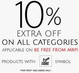 "Pepperfry New Coupon: Get Flat 10% Extra Off on Product "" Be Free from MRP"" in All Categories"