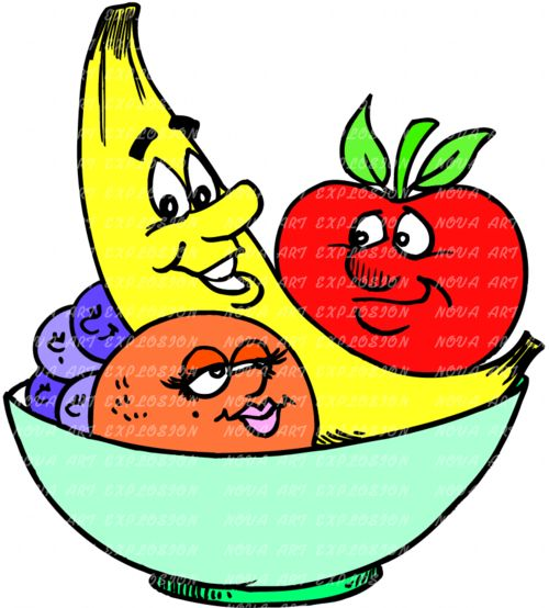 fruit salad breakfast healthy fruits of the holy spirit