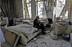Foto simbolo della guerra in Siria