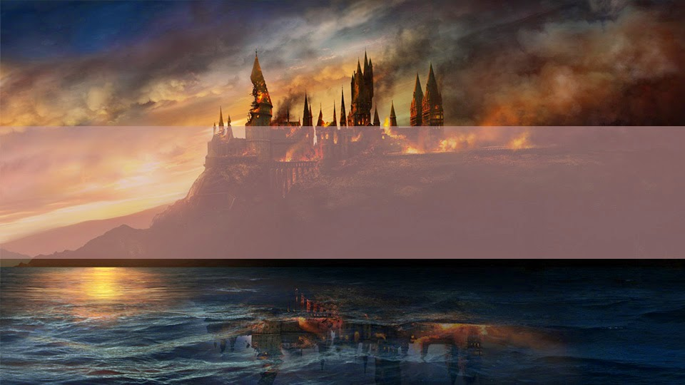 Hogwarts title slide background all free templates hogwarts title slide background toneelgroepblik Image collections