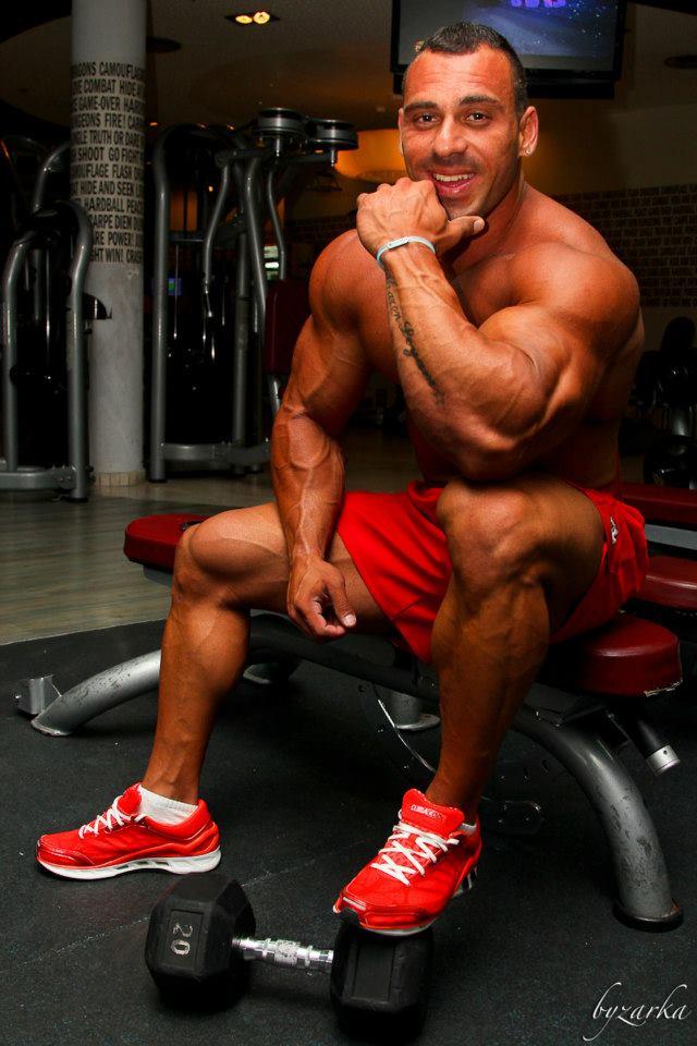Bodyspace Junction: Israeli bodybuilder Lior Genish