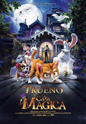 La Casa Mágica en Español Latino