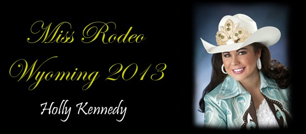 Miss Rodeo Wyoming