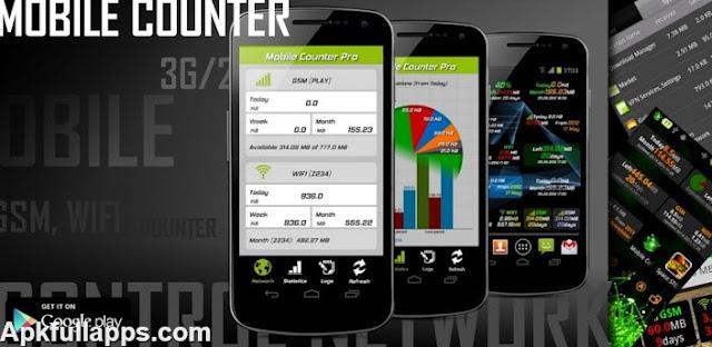 Mobile Counter Pro - 3G, WIFI v3.0.2