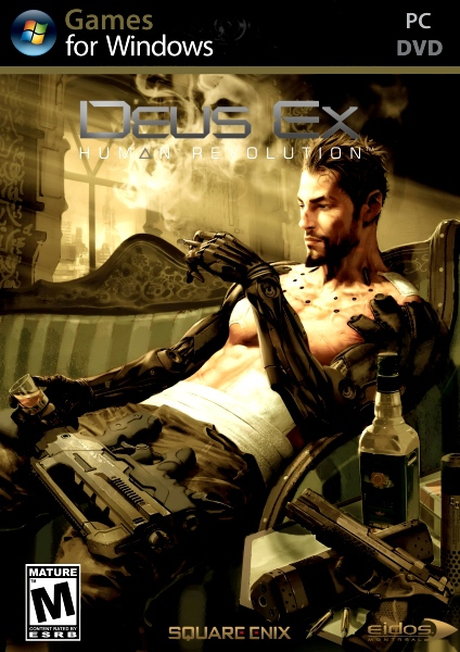 Deus Ex Human Revolution (2011) PC Full Español