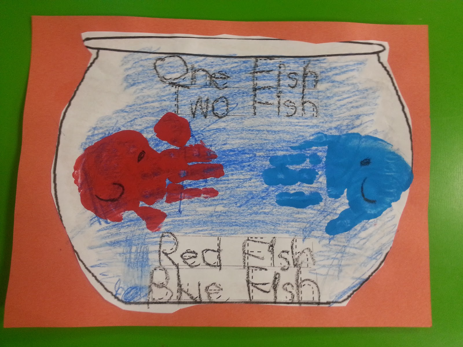 Pre k with mrs winter dr seuss for Dr seuss crafts for preschool