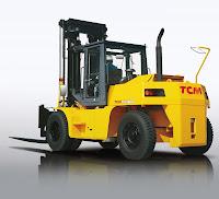 xe nang diesel tcm 15 tan