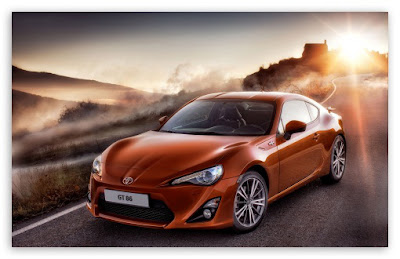 New Toyota Sports Car 2015