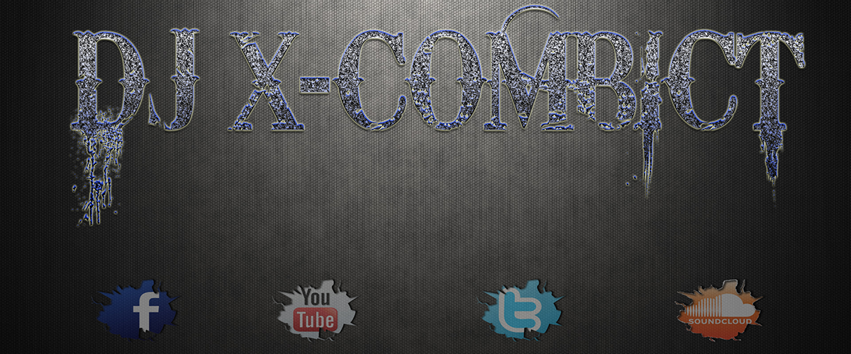 DJ X-COMBICT 100%Original
