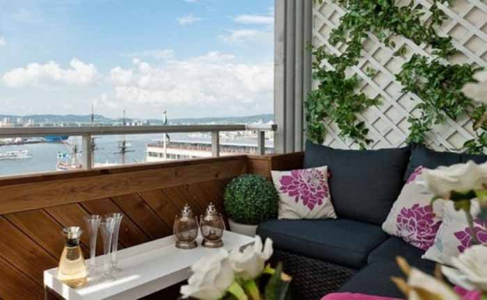 Blog de decora o arquitrecos otimizando o espa o de for Condo balcony decorating ideas