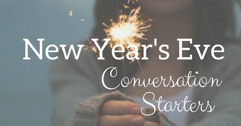 the compelled educator new years conversation starters free printable