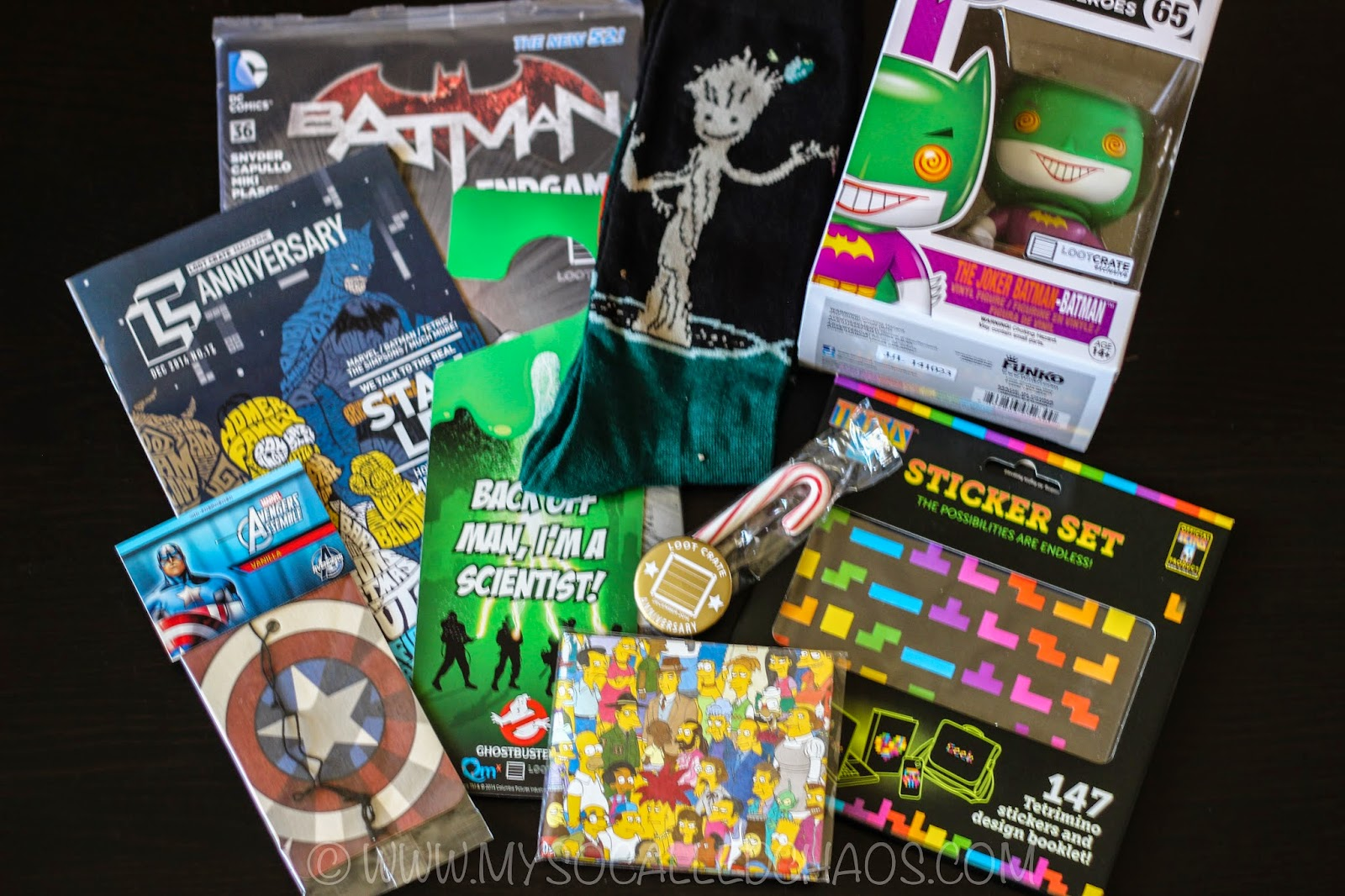 LootCrate Anniversary Crate