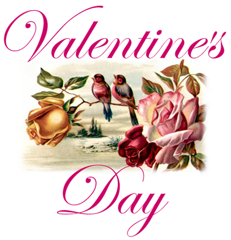 Valentine S Day Clip Art: Valentine's Day Logo 3 Stock .