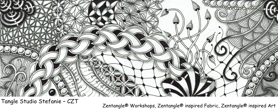 Tangle Studio Stefanie - CZT