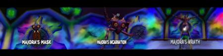 Teoria de Link Muerto en Majoras Mask