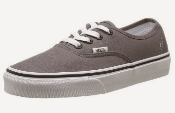VANS Unisex VANS AUTHENTIC SKATE SHOES