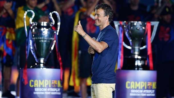 Tras la victoria, el Barça es el único que puede pasar de los 100 puntos en Liga