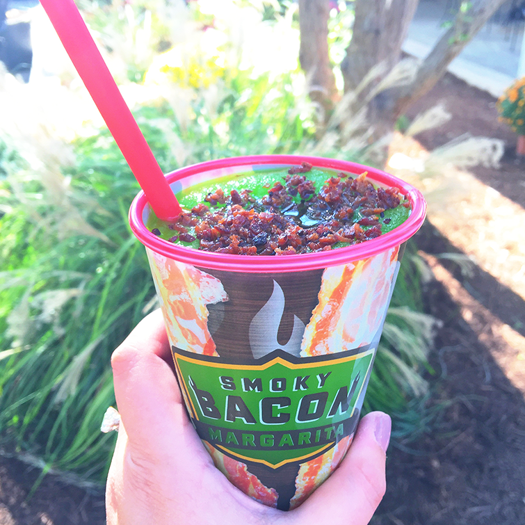 State Fair of Texas Smoky Bacon Margarita