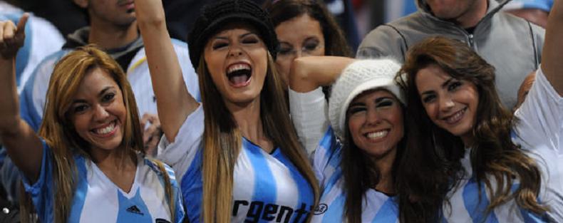 Fotos de Chicas y Nenas Argentinas Bonitas