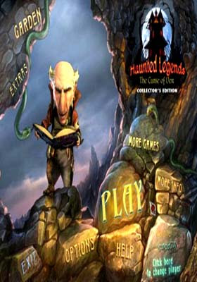 Haunted Legends The Curse Of Vox Full Version Games Free Download PC