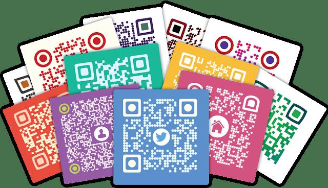 قارئ رمز qr اونلاين دون الحاجة لتطبيق او برنامج