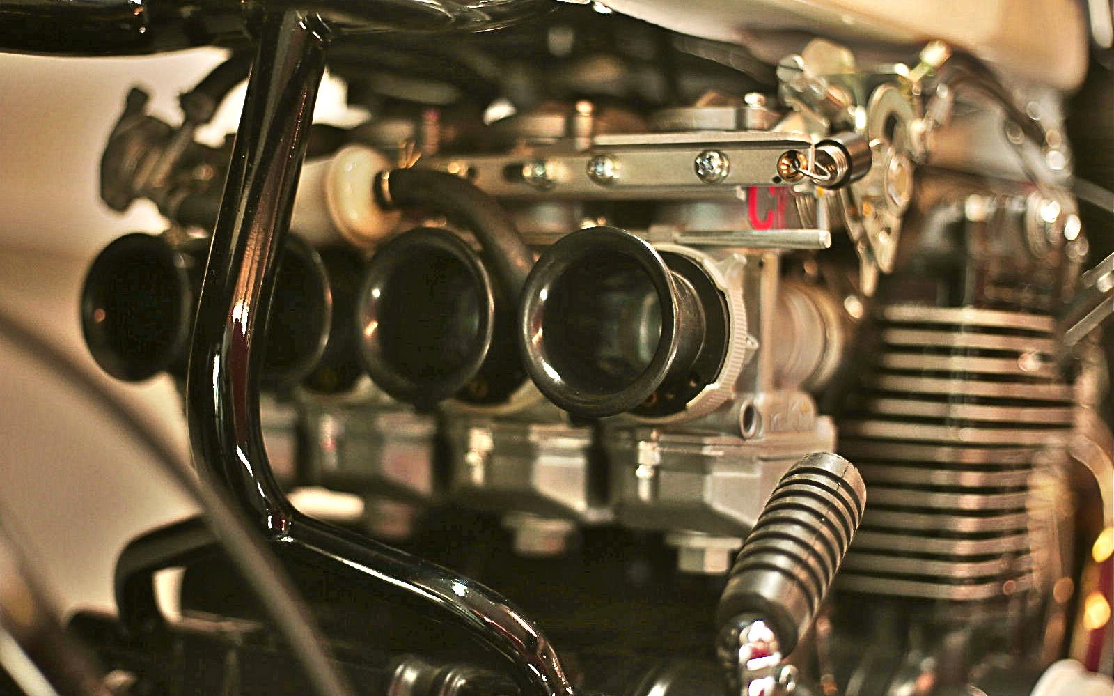 Honda Cmt Cafe Racer