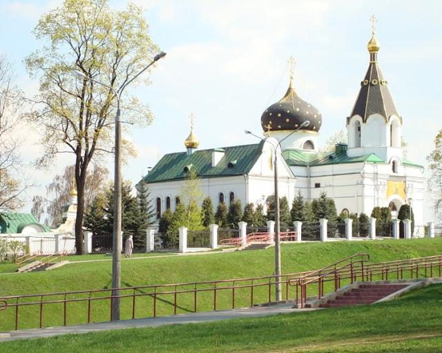 Church of Saint Mary Magdalene, Minsk - Belarus