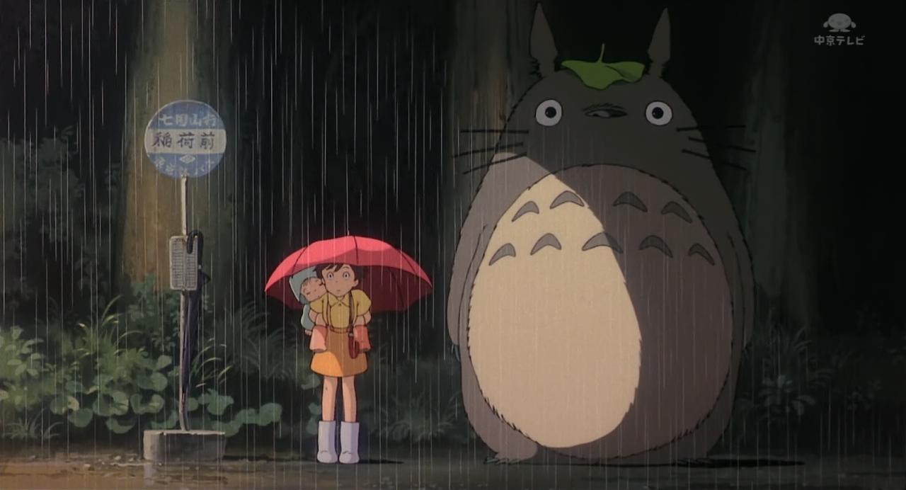 Mi Vecino Totoro [Sub-Esp] [MEGA]