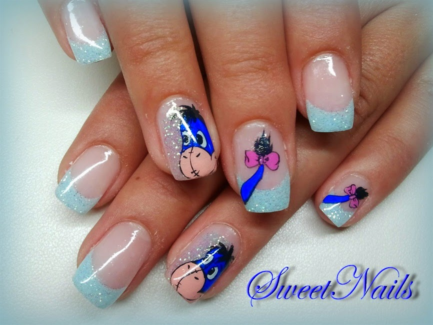 Acrylic nail designs cute : Cool cute acrylic nail designs